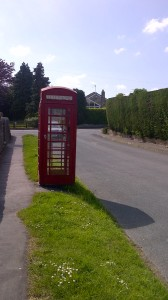 Stutton phone box